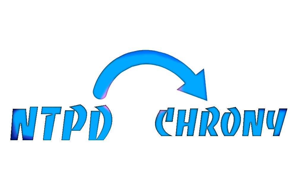 ntpd to chrony