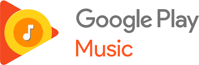 Google play music логотип